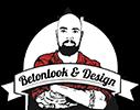 Logo Davidson betonlook design Dommelen